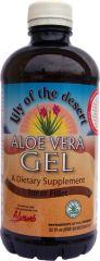 Aloe Vera GÉL (filézett)