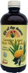 Aloe Vera citrommal és zöldcitrommal