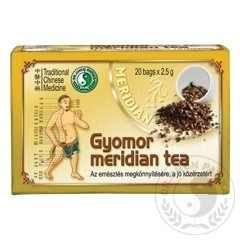 Gyomor Meridián tea - Az emésztés támogatására, a jó közérzetért