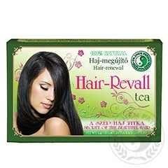Hair-Revall tea - Hajmegújító tea a fényes hajkoronáért