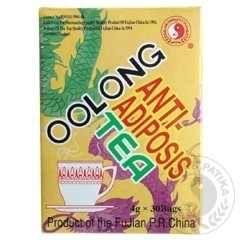 Oolong Anti-adiposis teakeverék