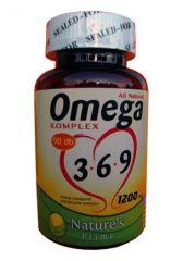 1200mg Omega 3-6-9. 16.000 Ft. feletti vásárlásnál választható ajándék!