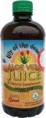 Aloe Vera Juice (Whole Leaf)