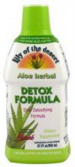 Aloe Vera méregtelenítő formula