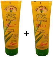 Karácsonyi ajándék! 2db. 240ml Aloe Vera Gelly. Prémium kozmetikai termék.