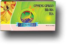 Ginseng - Ginkgo - Zöld tea - Dr. Chen Patika
