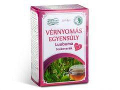 Luobuma magas vérnyomást szabályzó tea - Dr Chen Patika