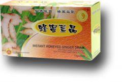Instant mézes gyömbér tea -  Dr Chen Patika