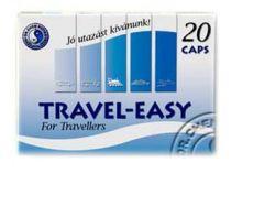 Travel Easy kapszula - Dr Chen Patika