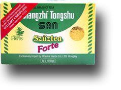 Szűztea Forte és Szűztea Forte kapszula - Dr Chen Patika