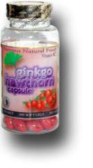 C-vitaminos Ginkgo-Galagonya kapszula - Dr. Chen Patika