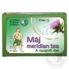 Máj Meridian tea - Boldog nap - Nyugodt éjszaka