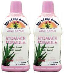 2 palack Aloe Vera gyomor formula