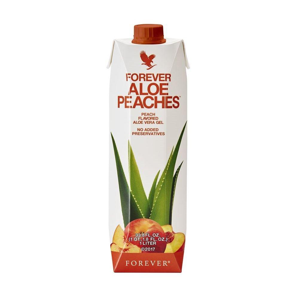Forever Aloe Vera Gél (Peaches)