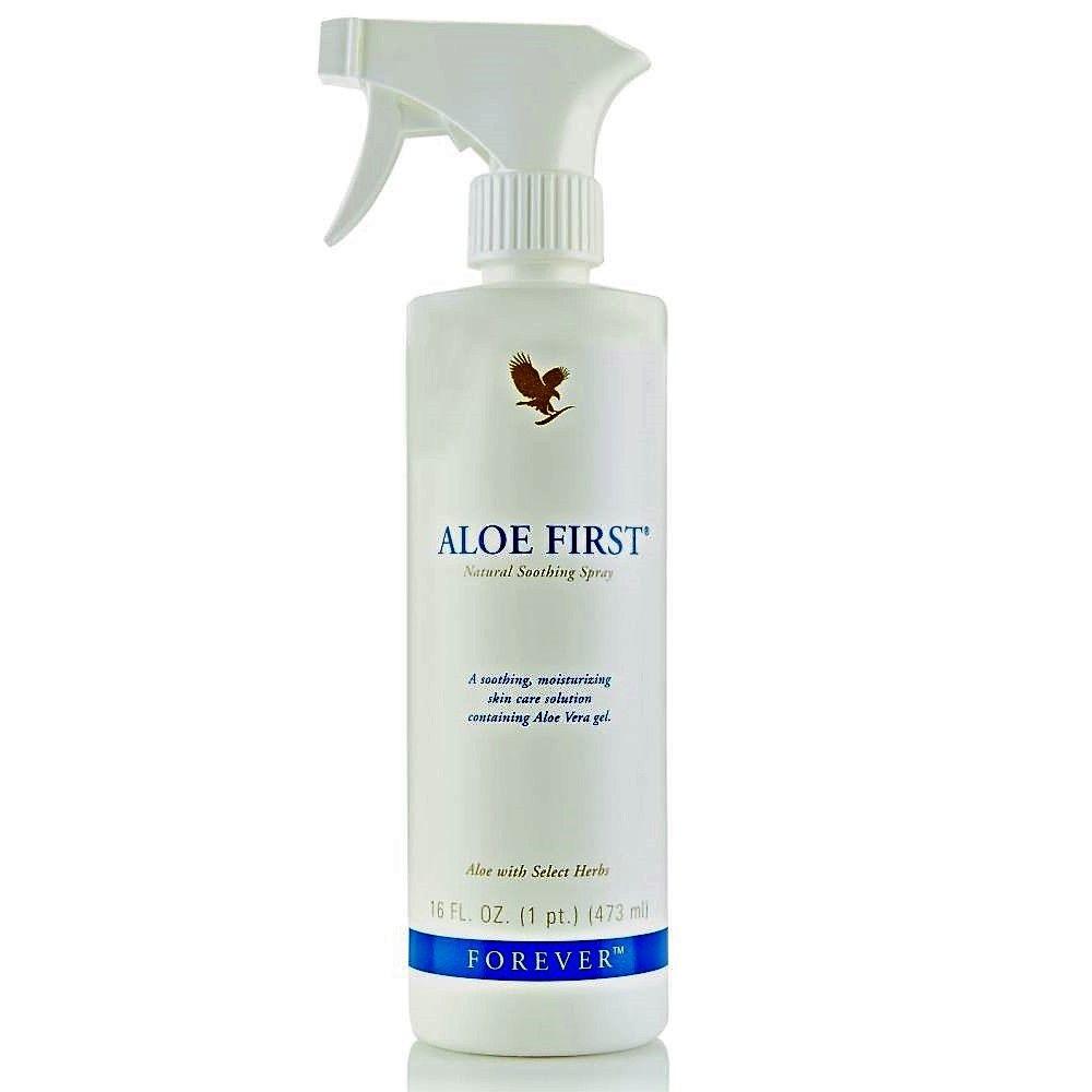 Forever Aloe First Spray - Bőrnyugtató, hidratáló hatású, aloe vera tartalmú bőrápolószer