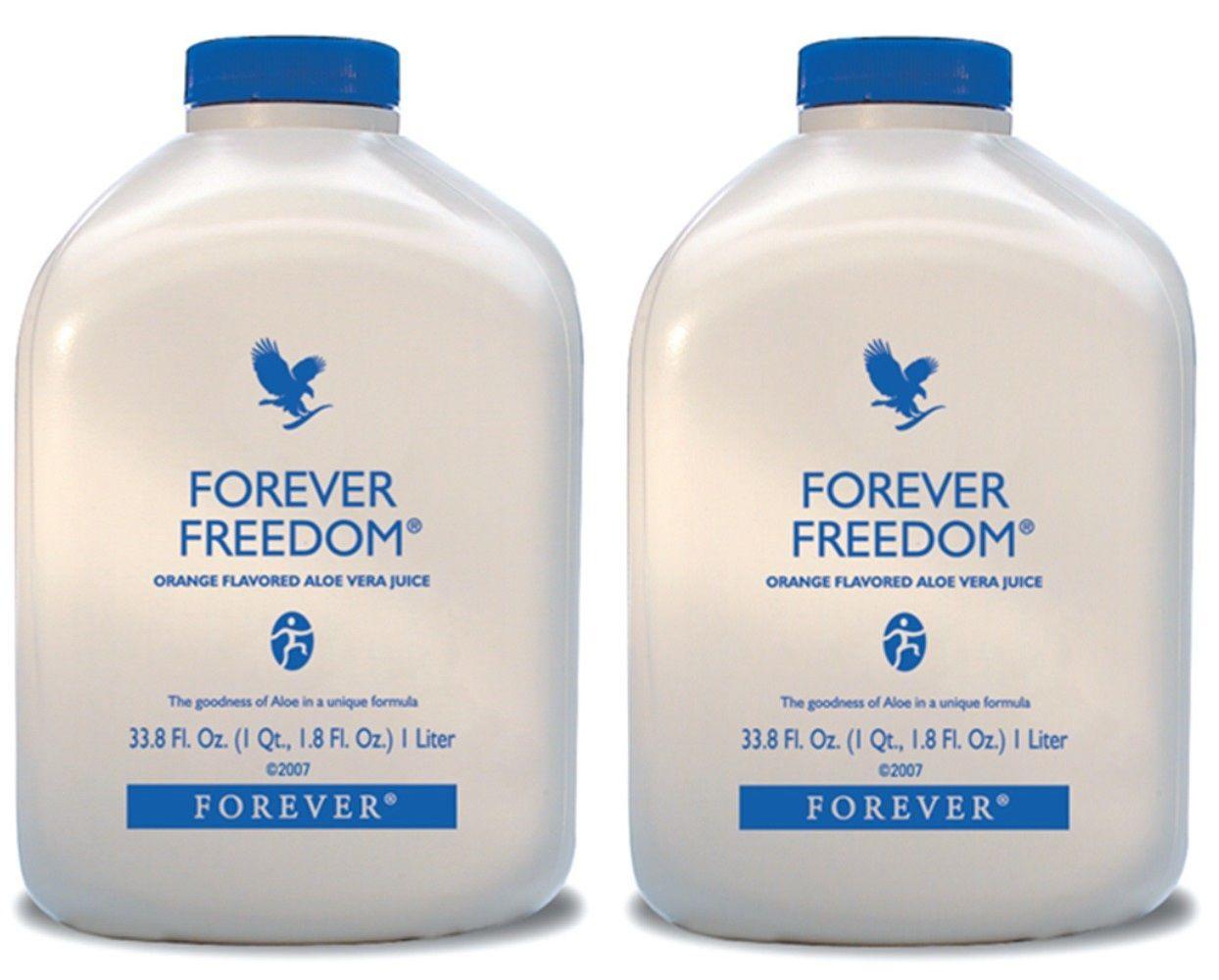 2 palack Forever Freedom (ízületek és porcok egészségéért)