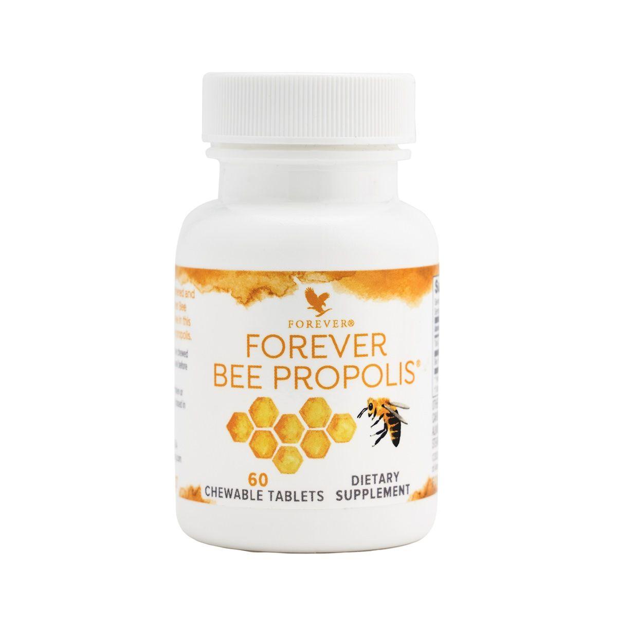 Forever Bee Propolis (Regeneráló, tisztító hatásáú étrend-kiegészìtő)
