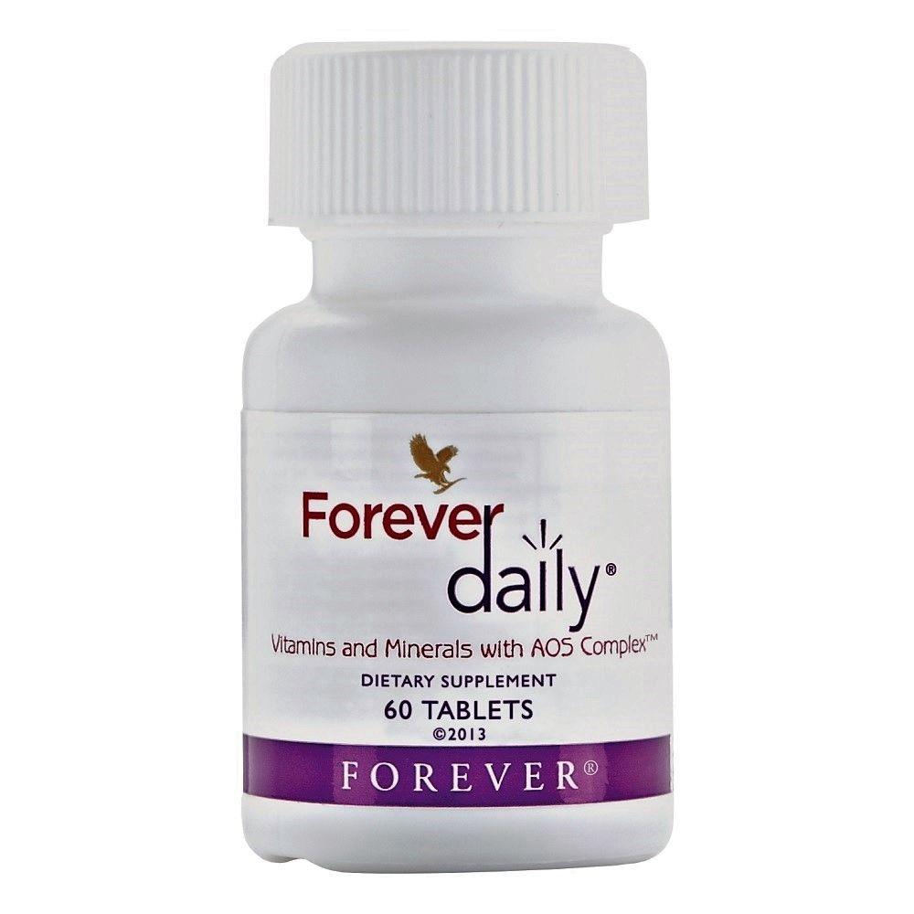 Forever Daily (Az Igénybevett mindennapokra)