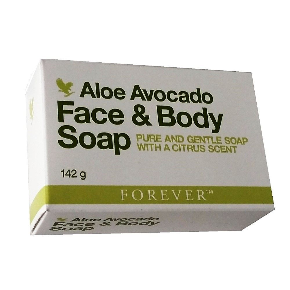 Forever Aloe Avocado Face & Body Soap (arc és test szappan)