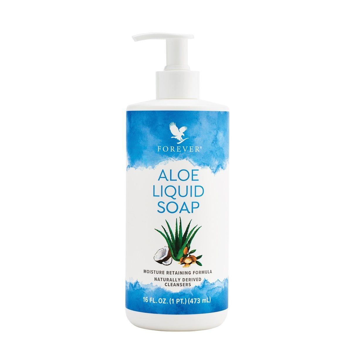 Forever Aloe Liquid Soap (Folyékony szappan)