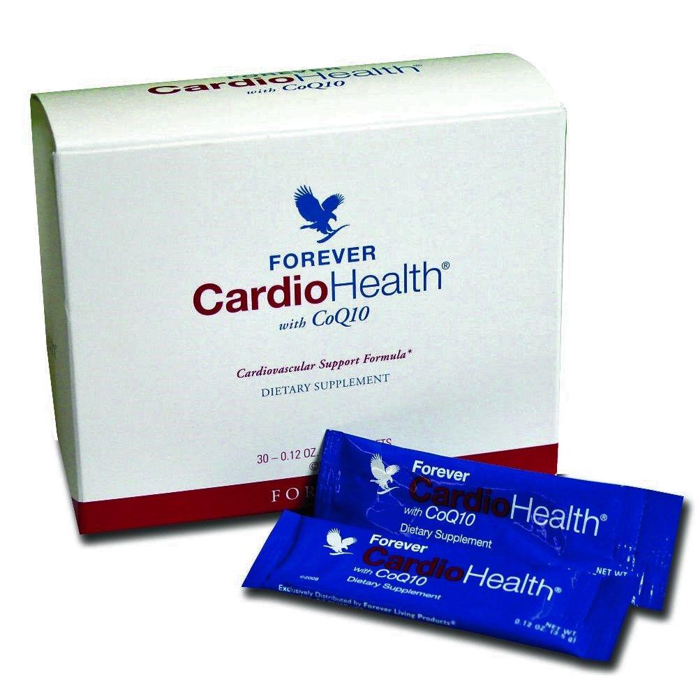 Forever CardioHealth (Q10-et és vitaminokat tartalmazó étrend-kiegészítő)