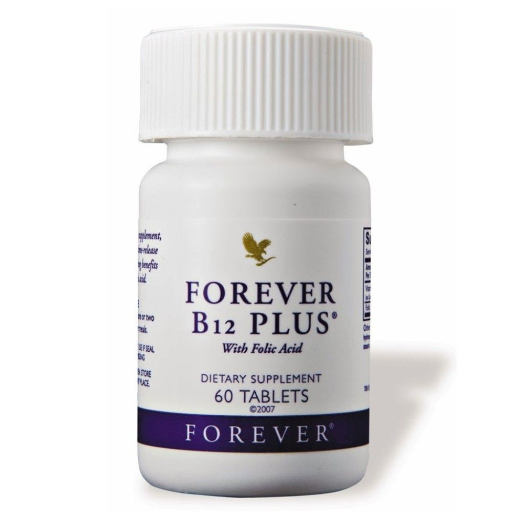 Forever B12 Plus (fizikai energia és jó állóképesség, egész napra)