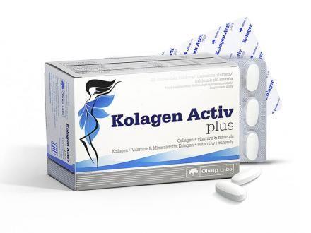 Kollagén Aktív rágótabletta - 7200mg gyorsfelszívódású kollagénnel a napi adagban / 8 tabl.