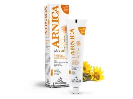 Arnika plus gél - 30% árnika kivonattal. Zúzódás, ficam, reuma, bőrgyulladások 75ml