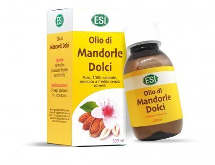 100%-os hidegen sajtolt mandulaolaj 500 ml - Belsőleg fogyasztva segíti az emésztést, tisztítja a beleket.