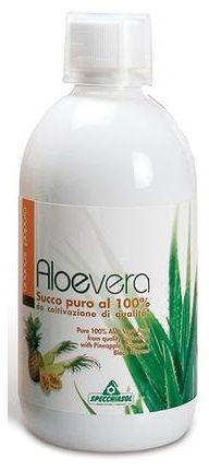 Aloe Vera Juice papayával és ananásszal (1000 ml.)