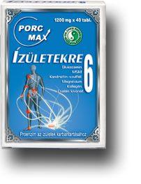 Porc-Max Proenzim 6 tabletta - Dr Chen Patika (K102)
