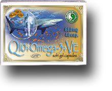 Q10+Omega3 40db kapszula - Dr Chen Patika