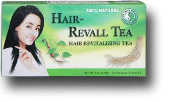 Hair Revall tea - Dr. Chen Patika