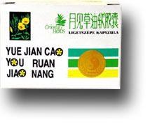 Ligetszépe olaj kapszula - Dr. Chen Patika (K004)