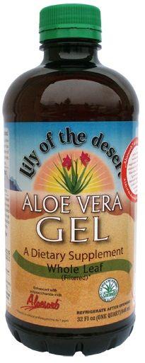 Aloe Vera natúr GÉL, 99% tisztaságú (Whole Leaf)