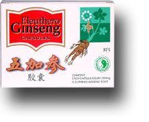 Eleuthero ginseng kapszula - Dr Chen Patika
