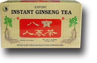 Instant ginseng tea - Dr Chen Patika